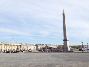 フランス革命が起こったバスティーユ広場