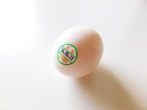 卵と賞味期限
