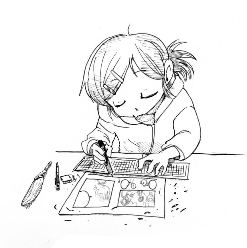 アナログ漫画アイキャッチ
