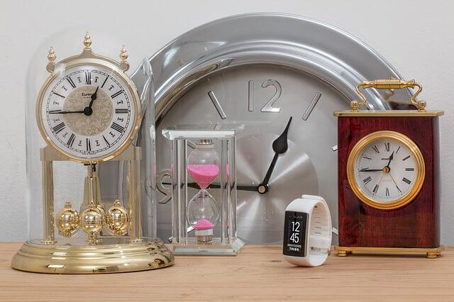 色々な時計